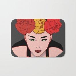 Asian Beauty Bath Mat
