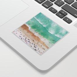 Beach Mood Sticker