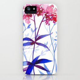 Garden by the Sea iPhone Case