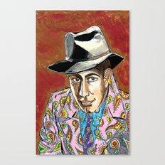 Dead men don't wear Paisley Canvas Print