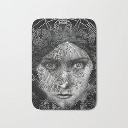 The Eyes of Alchemy Dark Bath Mat