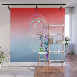 ILY Wall Mural