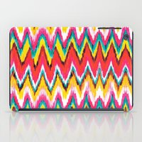 chevron iPad Cases featuring Chevron by Aimee St Hill