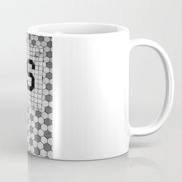 DRUGS Tiled Pharmacy Doorstep Coffee Mug