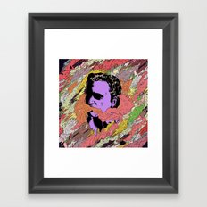 Kaos Framed Art Print