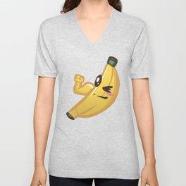 Banana Flex Unisex V-Neck