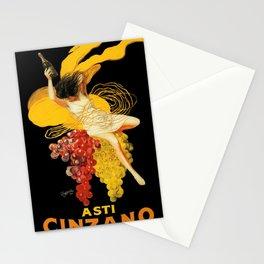 Vintage poster - Asti Cinzano Stationery Cards