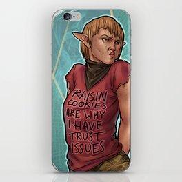 """Douchebag t-shirt"" Sera iPhone Skin"