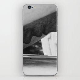 Cemetary6 iPhone Skin