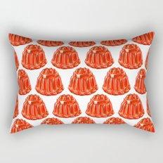 Jello Pattern Rectangular Pillow