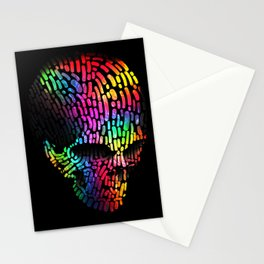 Colors Never die Stationery Cards