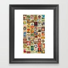 Wallpaper 3 Framed Art Print