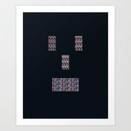Mister Roboto Art Print
