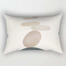Balancing Stones 24 Rectangular Pillow