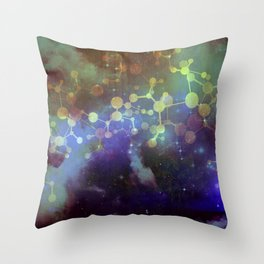 The Archivist Throw Pillow
