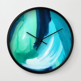 Cool Breeze Wall Clock