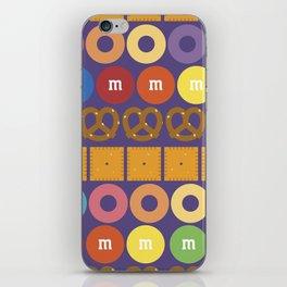 Gallery Snacks iPhone Skin