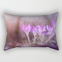 Pursuing dreams Rectangular Pillow