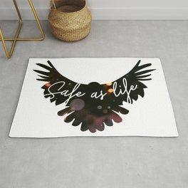 Raven Cycle Safe As Life Rug