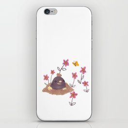 Hello Mole! iPhone Skin
