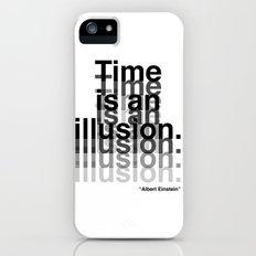 Illusion (Albert Einstein)  Slim Case iPhone (5, 5s)