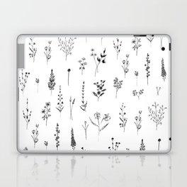 Wildflowers Laptop & iPad Skin