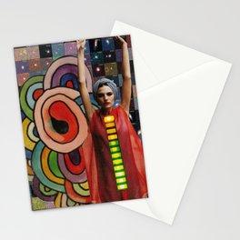 Light Spine Stationery Cards