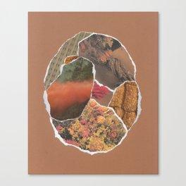 Quiet Fall #2 Canvas Print