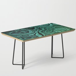 MALACHITE GREEN Coffee Table