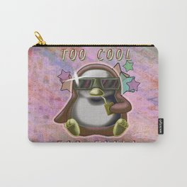 Too Cool for Fools v02 Carry-All Pouch