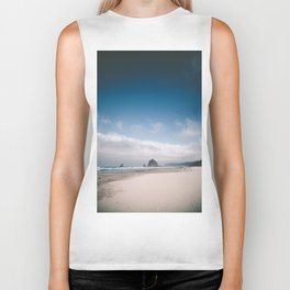 Cannon Beach V Biker Tank