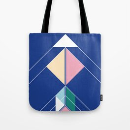 Tangram Arrow Two Tote Bag