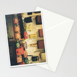 telephones in buenos aires Stationery Cards