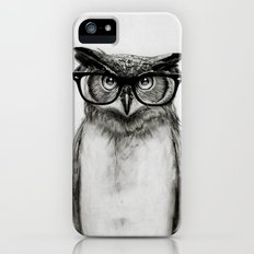 Mr. Owl iPhone (5, 5s) Slim Case