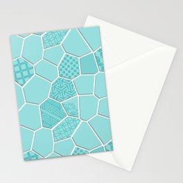 Trencadis Barcelona - Limpet Shell Stationery Cards