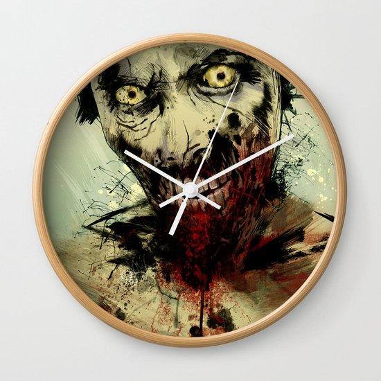 UNDEAD Wall Clock