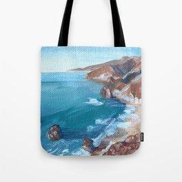 Big Sur No.1 Tote Bag