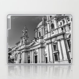 Piazza Navona, the ancient Stadium of Domitian, in Rome, Italy. Laptop & iPad Skin