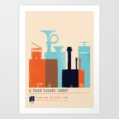 A Tribe Called Quest - Jazz (We've got) Art Print
