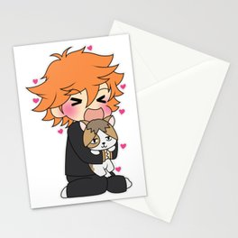 Kitty Kenma Stationery Cards