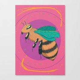 Beeyond Youself Canvas Print