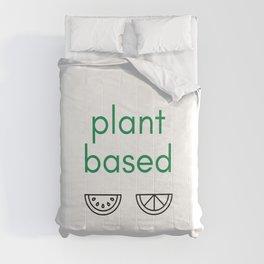 PLANT BASED - VEGAN Comforters
