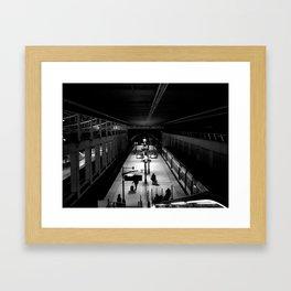 Underground 3 Framed Art Print