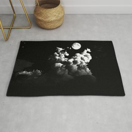 Cathedral of the Moon (Cloud series 20) Rug