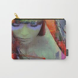 Touch right in the heart by your love Carry-All Pouch