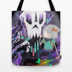 Skull Icon Tote Bag