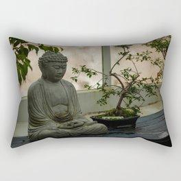Buddha No. 1 Rectangular Pillow