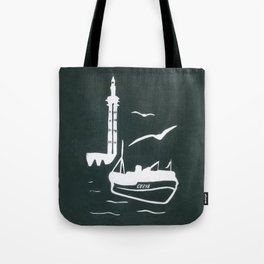 Home in Grey Tote Bag