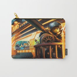 Boulevard of Bricken Dreams Carry-All Pouch