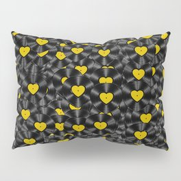 Vinyl Love Pillow Sham